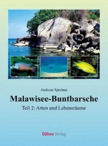 Buch Malawisee Buntbarsche Teil2 Arten und Lebensraeume Andreas Spreinat